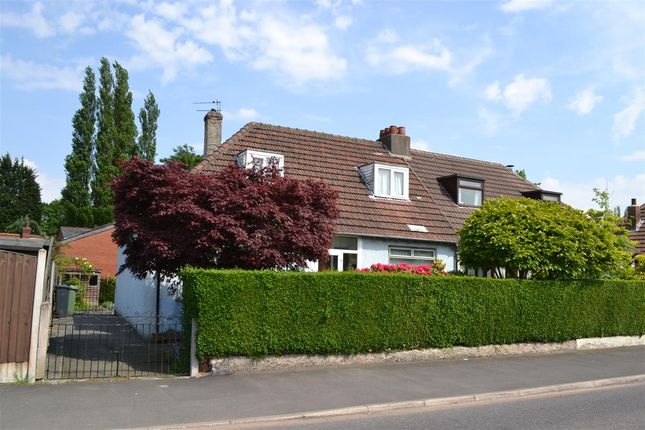 Semi-detached bungalow in  Jean Avenue  Pennington  Leigh  Manchester