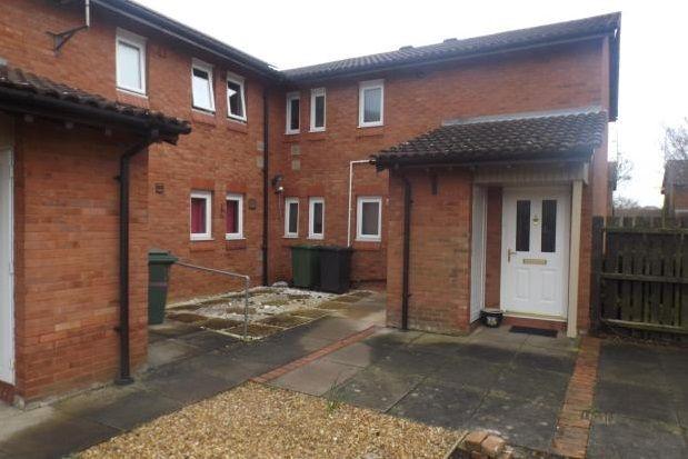 Thumbnail Flat to rent in Crowhurst, Werrington