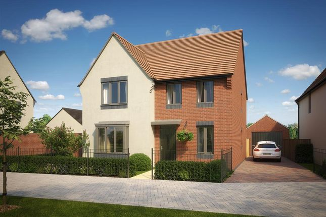 Thumbnail Detached house for sale in Eastfield, Telford, Shropshire
