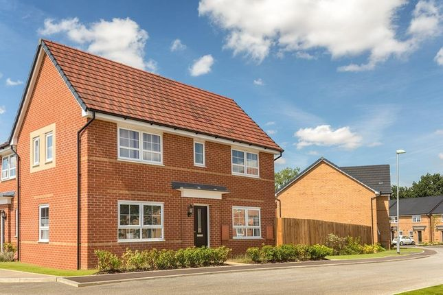 """Thumbnail End terrace house for sale in """"Ennerdale"""" at Morgan Drive, Whitworth, Spennymoor"""