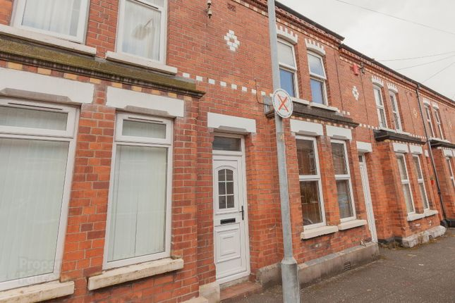 Thumbnail Terraced house to rent in 38 Meadowbank Place, Belfast
