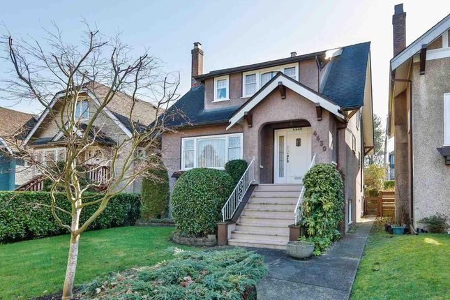 Thumbnail Terraced house for sale in Vancouver, British Columbia, Canada