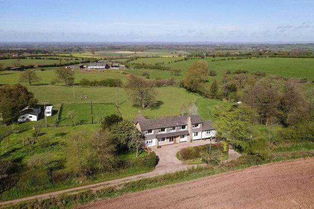 4 bed detached house for sale in Rock Lane, Mucklestone, Market Drayton