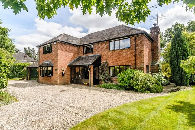 Thumbnail Detached house for sale in The Firs, Inkpen, Hungerford
