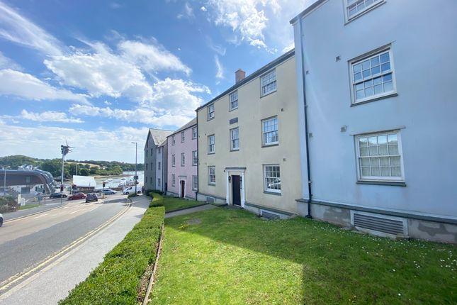 Thumbnail Flat to rent in Anchor Terrace, Quay Hill, Penryn