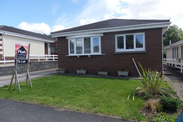 Thumbnail Bungalow to rent in Parc Tyisha, Burry Port