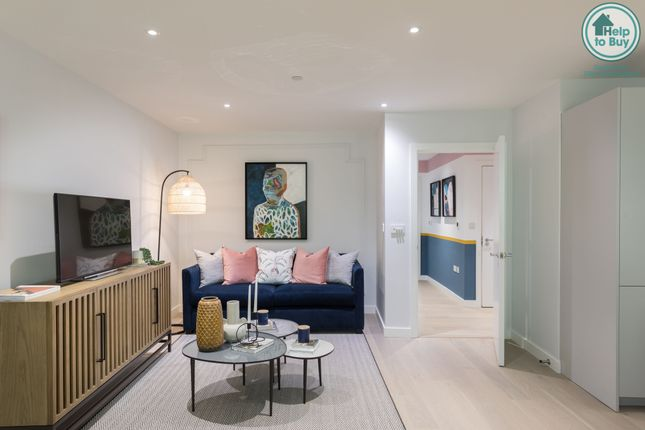 2 bed flat for sale in Wyndham Studios, Camberwell Road SE5