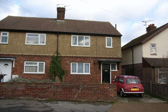 Thumbnail Semi-detached house to rent in Salisbury Road, Canterbury, 3 Bedroom Semi Detached House