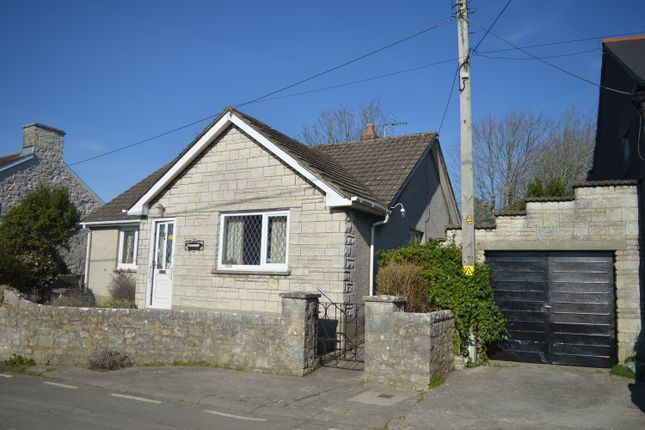 Thumbnail Bungalow for sale in West Street, Llantwit Major