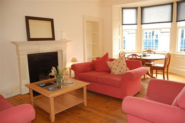 Thumbnail Flat to rent in Haymarket Terrace, Edinburgh