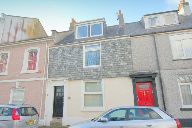 Thumbnail Terraced house for sale in Providence Place, Stoke, Plymouth