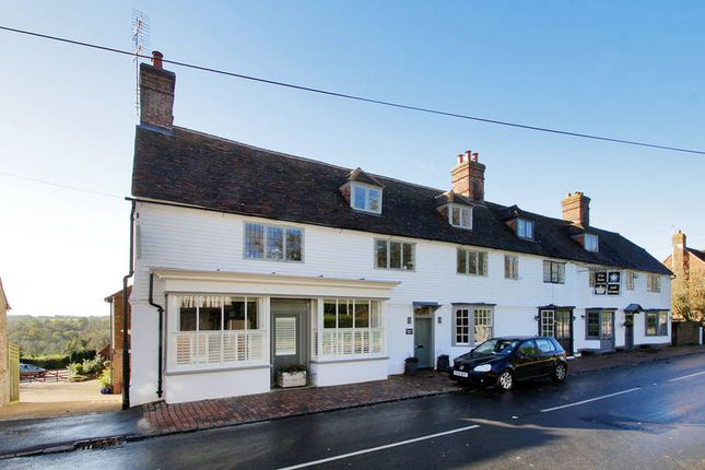 Thumbnail Property for sale in The High Street, Brenchley