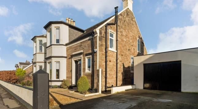 Thumbnail Semi-detached house for sale in Maybole Road, Ayr, South Ayrshire, Scotland