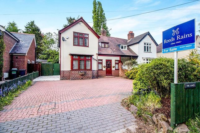 Thumbnail Semi-detached house for sale in Whitchurch Road, Rowton, Chester