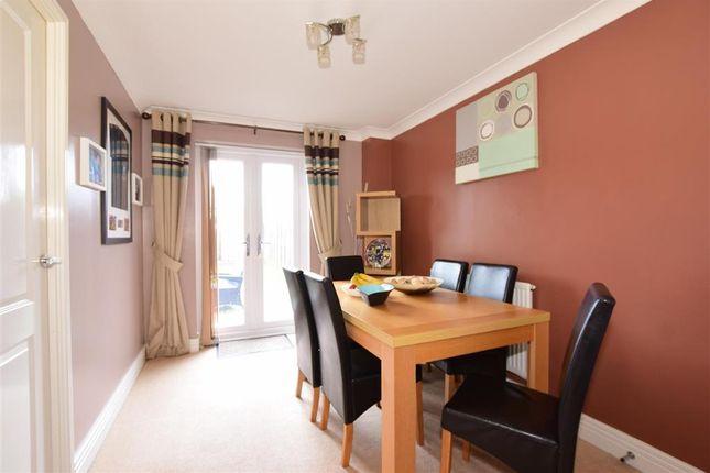 Dining Room of Baryntyne Crescent, Hoo, Rochester, Kent ME3