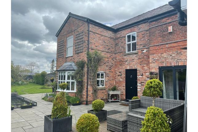 4 bed detached house for sale in Woodend, Styal, Wilmslow SK9