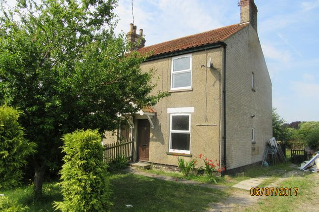 Thumbnail Semi-detached house to rent in Flixton, Lowestoft