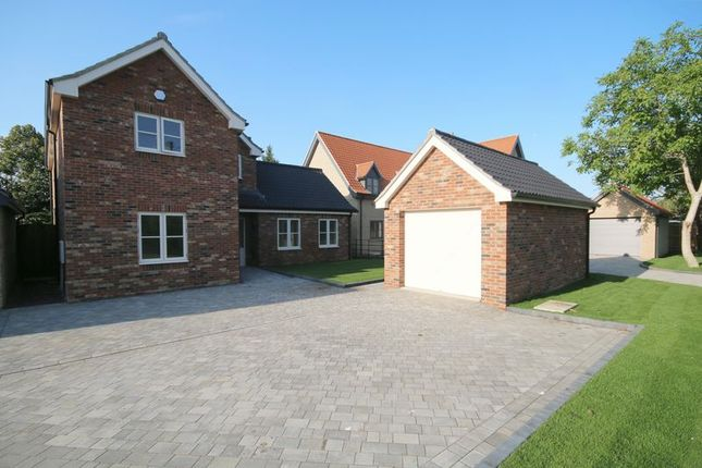 Thumbnail Detached house for sale in Ely Road, Littleport, Ely