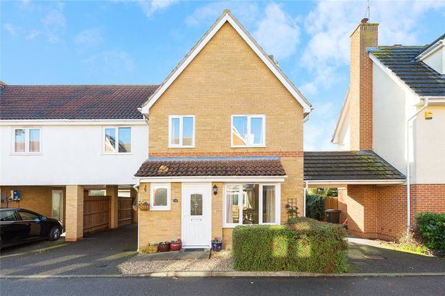 Thumbnail Detached house for sale in Isaac Square, Great Baddow, Chelmsford, Essex
