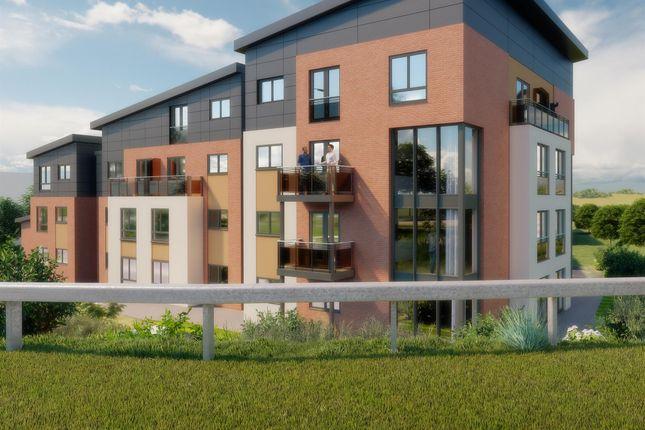 Thumbnail Flat for sale in Ash Court, Ash Close, Barlborough, Chesterfield