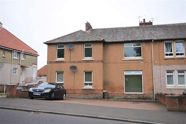 Thumbnail Flat for sale in School Street, Coatbridge
