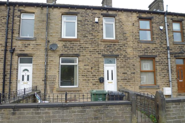 Thumbnail 3 bed terraced house for sale in Broad Oak, Linthwaite, Huddersfield