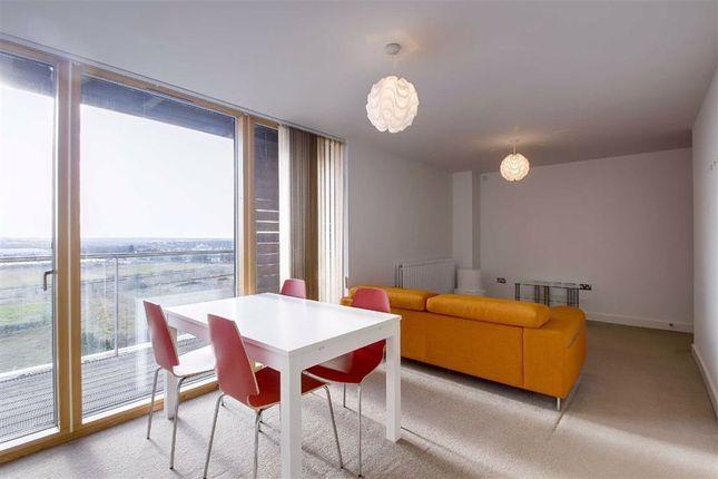 Thumbnail Flat to rent in Quartz House, The Vizion, Milton Keynes