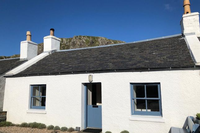 Thumbnail End terrace house for sale in 17 Ellenabeich, By Oban
