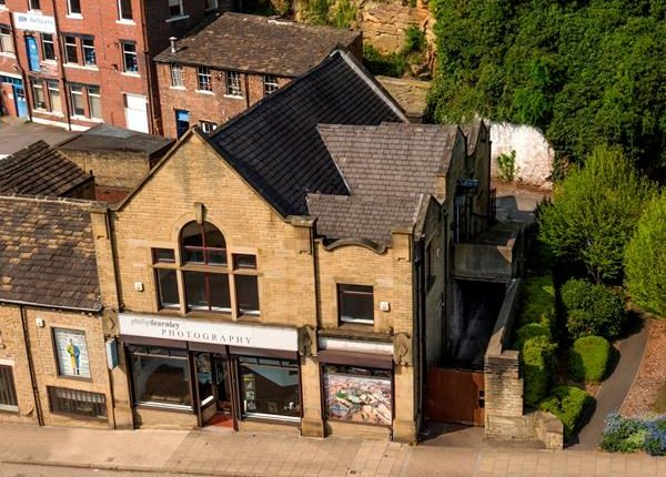 Thumbnail Retail premises for sale in Bolton Brow, Sowerby Bridge