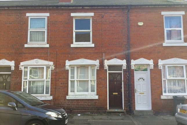 Thumbnail Terraced house to rent in Dalkeith Street, Walsall