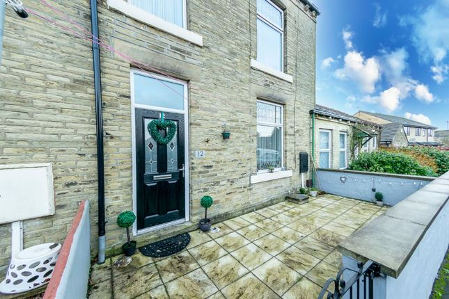 Thumbnail Terraced house for sale in Buttershaw Lane, Liversedge