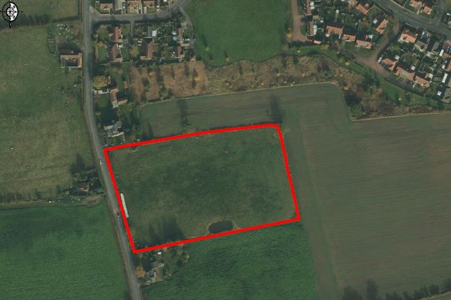 Thumbnail Land for sale in Linwood Road, Market Rasen