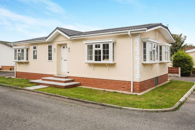 Thumbnail Bungalow for sale in Forest Road Park Forest Road, Oakmere, Northwich