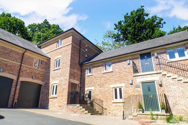 Thumbnail Flat to rent in Hartford Hall Estate, Bedlington