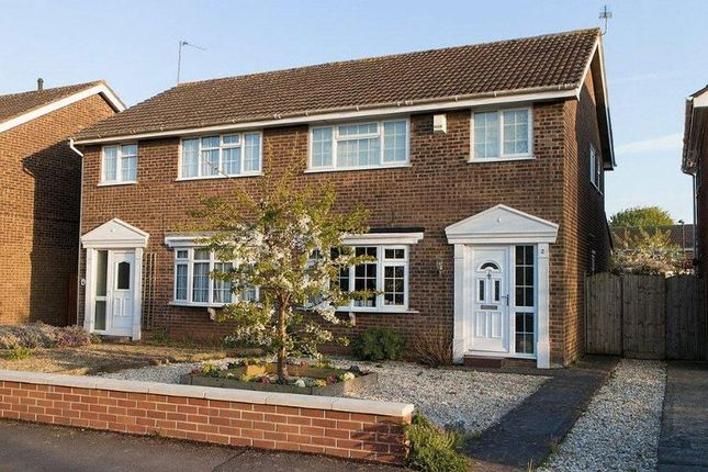 Thumbnail Semi-detached house for sale in Somerset Avenue, Yate, Bristol