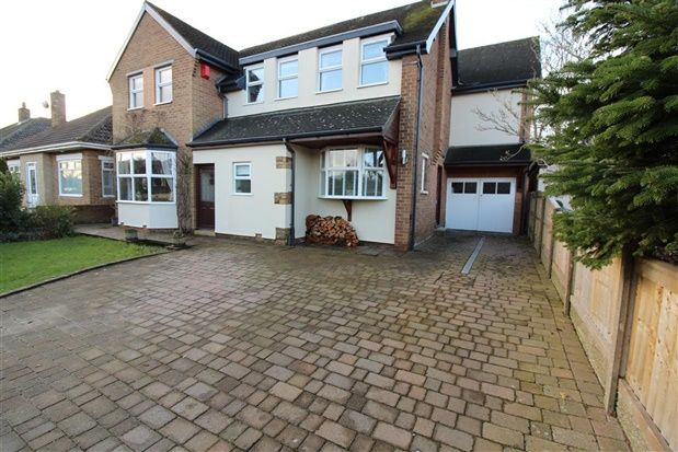 Thumbnail Property for sale in Hardhorn Road, Poulton Le Fylde