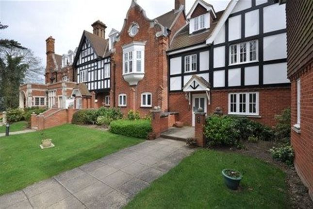 Thumbnail Flat to rent in Roxley Manor, Willian, Letchworth Garden City