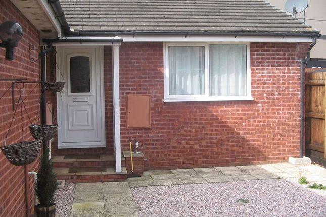 Thumbnail Semi-detached bungalow to rent in Brunswick Street, St. Thomas, Exeter