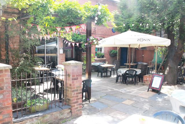 Thumbnail Restaurant/cafe for sale in Hereford, Hereford