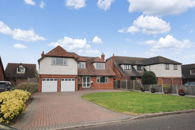 Thumbnail Detached house for sale in Franklin Road, North Fambridge, Chelmsford