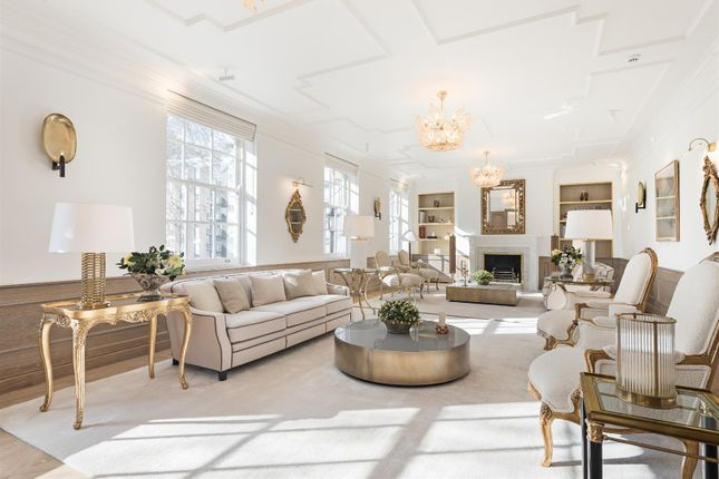 Thumbnail Flat for sale in Orchard Court, Portman Square, Marylebone