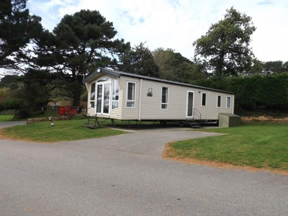 Front.. of Newquay Holiday Park, Newquay, Cornwall TR8