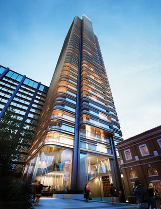 Thumbnail Flat for sale in Principal, Worship Street, London