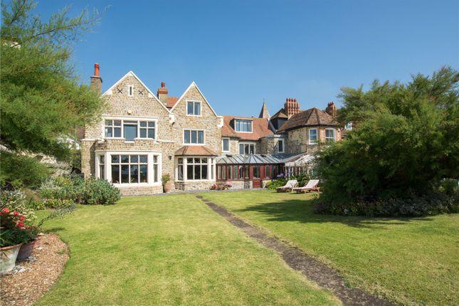 Thumbnail Terraced house for sale in Castle Road, Sandgate, Folkestone, Kent