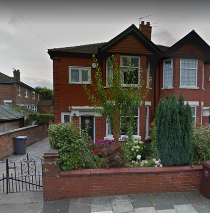 Thumbnail Semi-detached house for sale in Waller Avenue, Fallowfield, Manchester