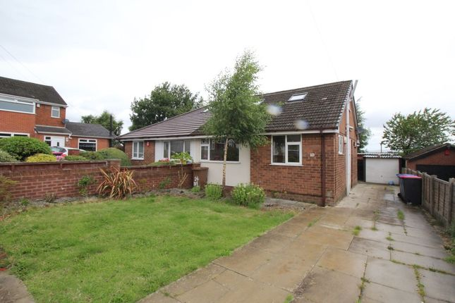 Thumbnail Bungalow to rent in Belmont Avenue, Clifton, Swinton, Manchester