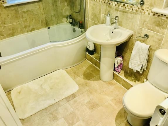 Bathroom of Moorcroft Crescent, Guilden Sutton, Chester, Cheshire CH3