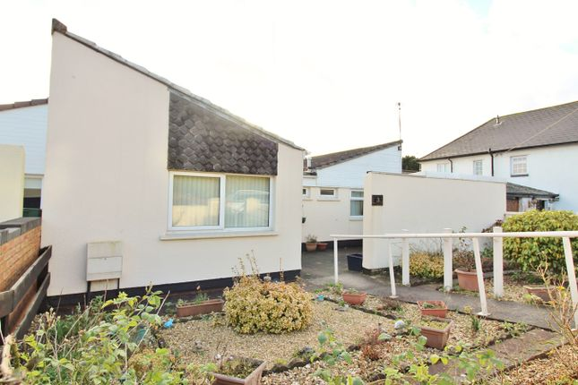 Thumbnail Semi-detached bungalow for sale in Birch Grove, Rogerstone, Newport