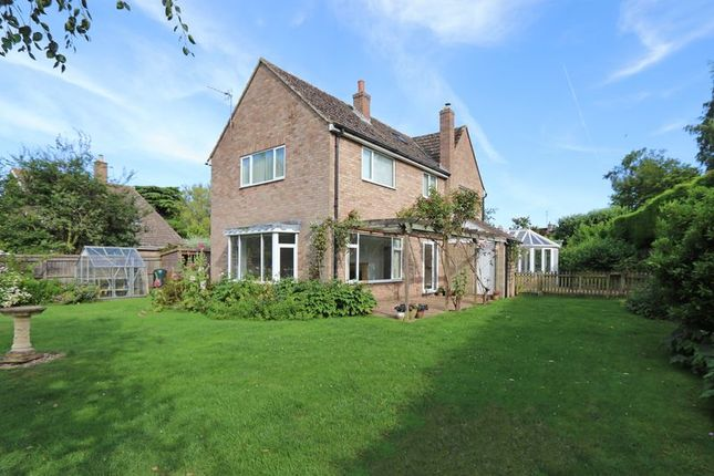 Thumbnail Detached house to rent in St. Marys Close, Edith Weston, Oakham
