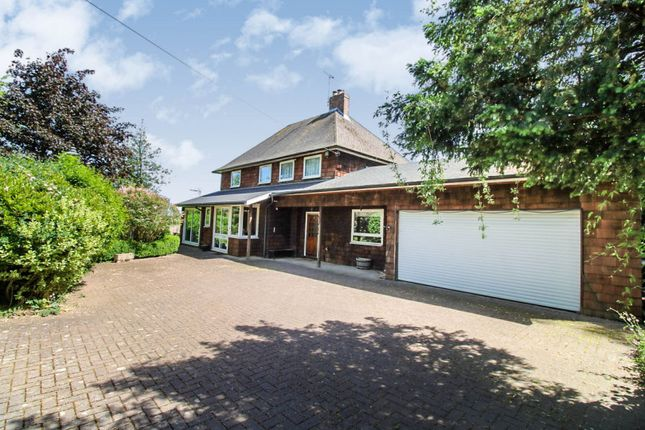 Thumbnail Detached house for sale in Stamford Road, Oakham